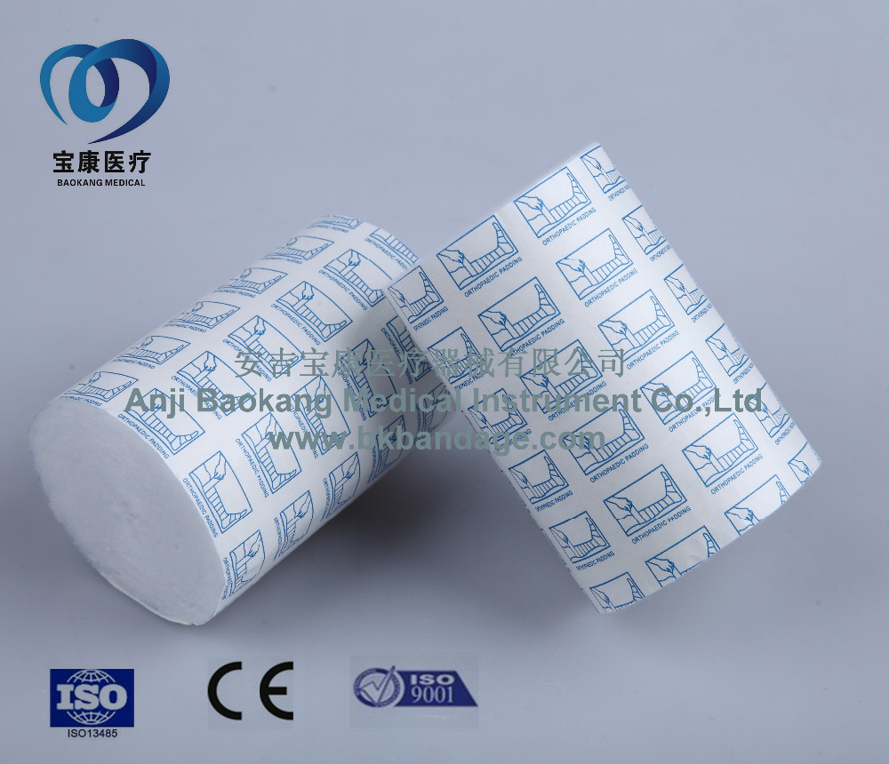 Medical Consumables Orthopedic Equipment Cast Padding