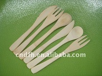 Green Source--- Natural bamboo cutlery