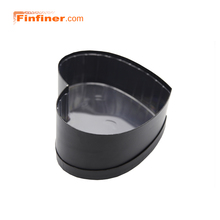 heart shape small food storage box with lid chinese supplier