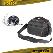 Waterproof Digital DSLR SLR Camera Bag Shoulder Bag Insert Case For Canon EOS 70D 60D 5D 700D 80D100D 6D Nikon