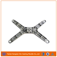 OEM Die Casting Medical Equipment Bracket