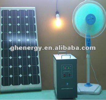 50W Solar Home System potvoltaic cells price