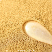 Gold Pearl pigment free sample powder for textiles leather products
