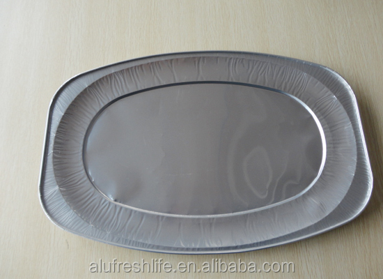 kitchen items low price high quality food packaging box big turkey aluminum foil tray