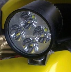 High quality 30w 3000lumens waterproof motorcycle auxiliary lights, wt40 lumen