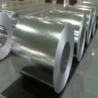Galvanized Steel Price Per Ton/Hot Dipped Galvanised Mild Steel Sheet in Coil for Galvanized Tube/Pipe