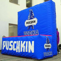 NB-AD3028 Creative popular inflatable sofa for promotion