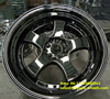 18*8.5 18*9.5 inch chrome Alloy wheels aftermarket Alloy wheels