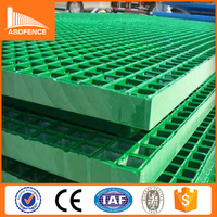 direct sourcing alliance Fiberglass molded Composite Gratings / FRP Composite Gratings