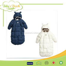 BSB655 good quality fox baby robotic hunter luxury stylish sleeping bag, garden party sleeping bag