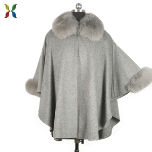 China manufacturer women cashmere wears women pullover poncho