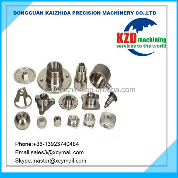 CNC Turning Milling Drilling Metal Parts with Super High Precision