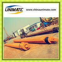 Construction used interlocking kelly bar,Pile foundation machine friction kelly bar,rotary rig drilling kelly