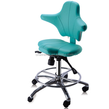 Height Adjustable Medical Stool on Casters