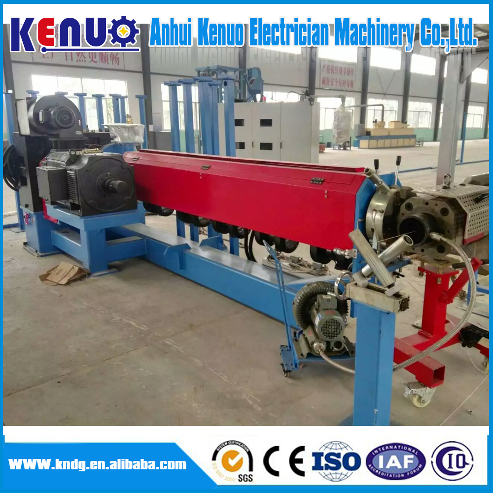 electric wire making machine/algeria popular cable production line