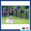 aluminum children playground fence garden fence panel