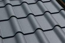 Steel roof sheet