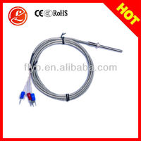 Stainless K Type Thermocouple With Metal