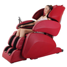 electronic full body six roller shiatsu massage chair