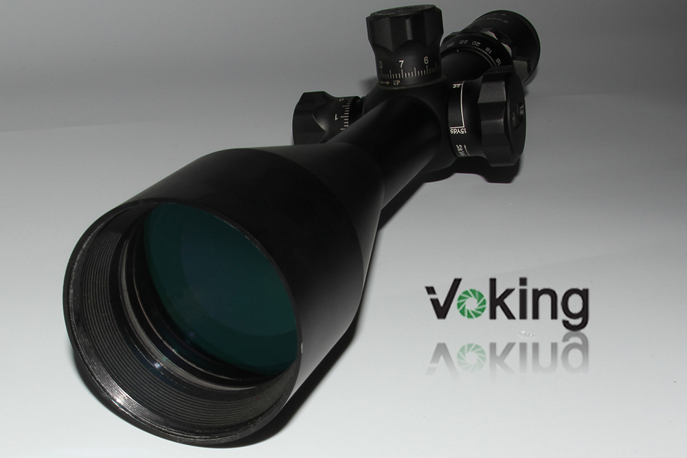 Voking/OEM 6-25X56SF riflescope with 30mm tube China wholesale rifle scope