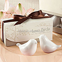 Sell Well Love Birds Salt and Pepper Shakers Wedding Gift