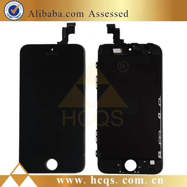 "wholesale foxconn for iphone 5s clone touch screen display for iphone 5S compatible Brand,>3"" screen for iphone 5s lcd"
