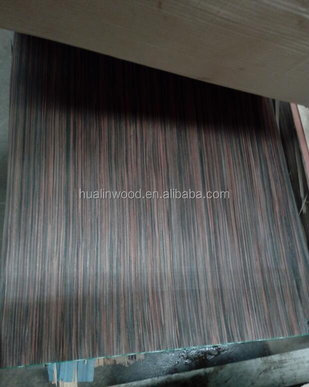 Engineered Wood Veneer Rosewood Veneer