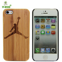 For Apple iPhone5 5s Real Wood Phone Case Manufacturer