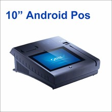 China Guangzhou Cheap Price Customized Android Cash Register Pos Terminal With Receipt Printer