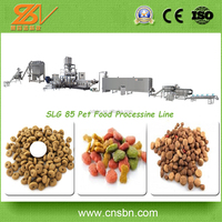 With CE,SGS Certificate Pet Food Processing Line /Fish feed manufacturing machine