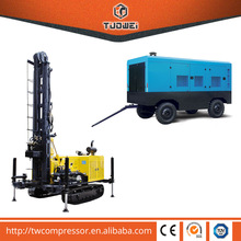 2016 TWW30 cheap price water well drilling rig