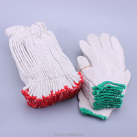Cheap Wear-Resistant Cotton Yarn Knitted Working Protective Gloves