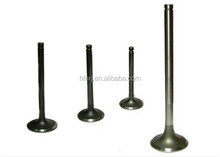 Automobile spare engine parts intake exhaust engine valve for SCANIA 112,113,