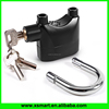 Motorbike Anti Theft Alarm Motion Sensor Security Weatherproof Bike Padlock