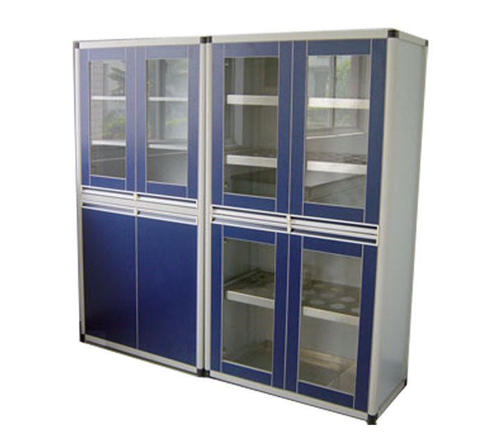 2015 Hot Sale!!!4 Door Laboratory Chemical Vessel Storage Cabinet