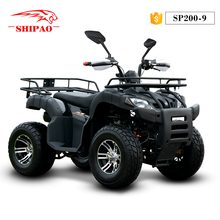 SP200-9 Shipao durable atv 4x4 150cc 200cc