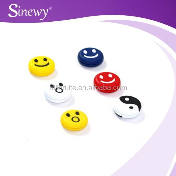 Hot Sale Silicone Tennis Racket Racquet Vibration Dampeners