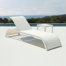 Glendale outdoor furniture beach sun lounger poolside furniture sling lounge chair