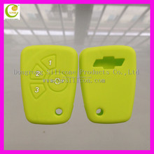 Dongguan manufactural low price silicone car key case cover for Honda