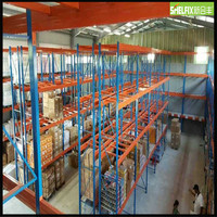 Galvanize Warehouse Stainless Steel Wall Mounted Wire Shelving with CE Certification and RoHS approved from china