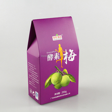 take away paper box food packaging for jujube