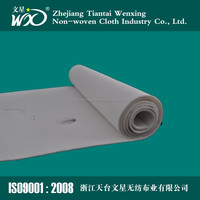 polyester with water oil repellent filter material