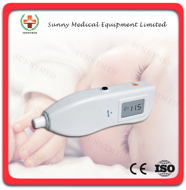 SY-F015 China portable neonatal transcutaneous jaundice light