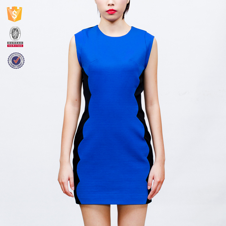 OEM service bulk wholesale ladies designer tight dresses