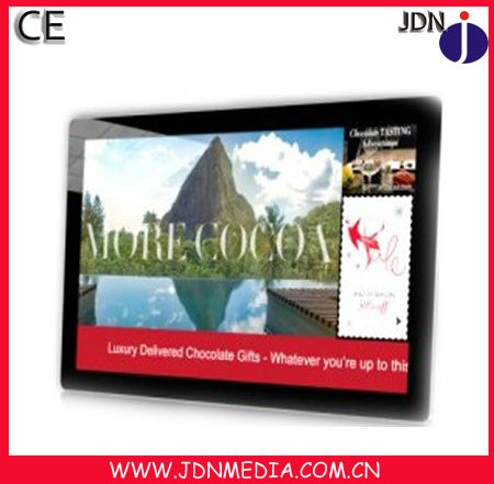 22 inch Iphone HD 3G Wifi Advertising LCD Player /advertising media /advertising Lcd
