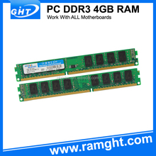 Used factory for sale ETT chips memoria ram 4 gb ddr3 1600 for desktop
