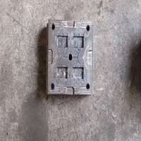 customized plastic mould for concrete tiles pavers die makers
