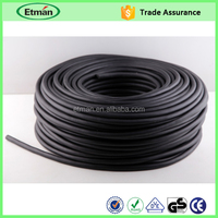 Enamelled round copper wires for welding rubber cables
