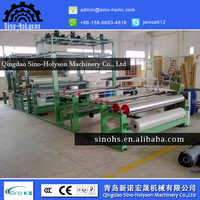 Width 2500mm PVC Flex Banner Laminating Machine