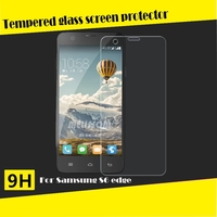For infocus m530 0 screen protector/anti-finger print tempered glass screen protector for infocus m530 0